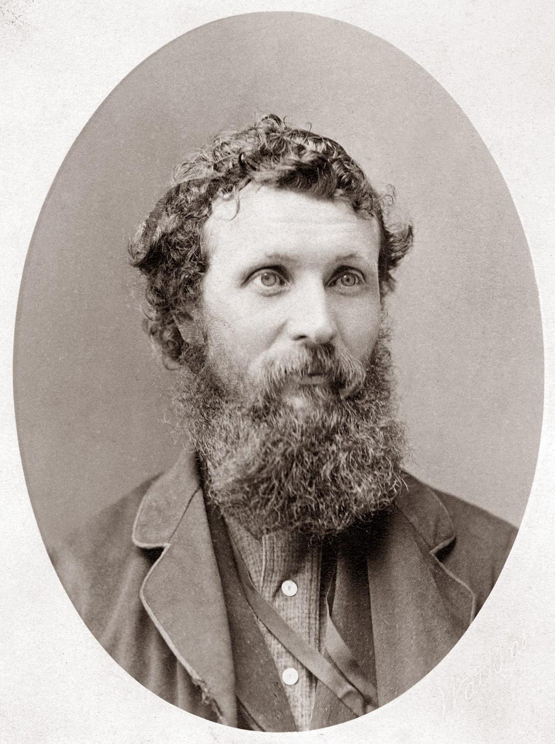 The Civil War Of The United States John Muir Born April