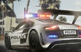 Polis Arabanı Parket