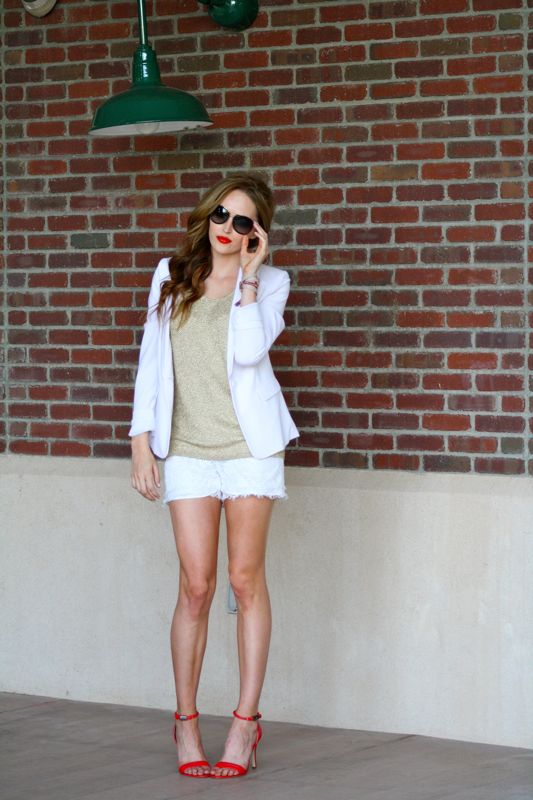 Metallics Trend-Summer Style-Personal Style Blogger