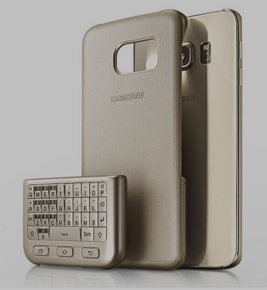 5. Keyboard Cover for Note 5