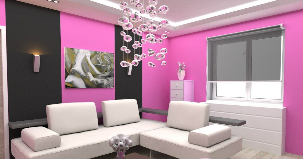 Colour Scheme Is King In 2016 Living Room Design Trends Design Size
