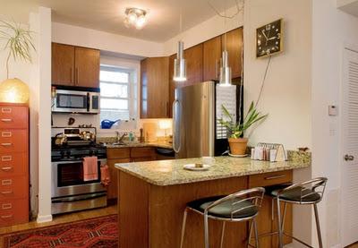 Decora el hogar decora cocinas integrales peque as - Decorar cocina pequena ...