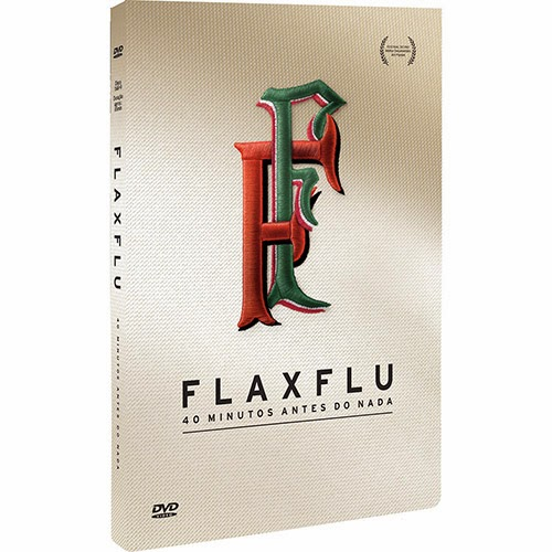 Fla x Flu 40 Minutos Antes do Nada DVDRip XviD Nacional 116794594 1GG