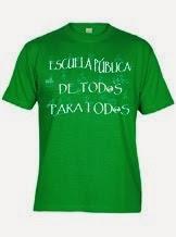 ¿Quieres una camiseta de marea verde?