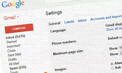 Fifty Million Gmail Passwords Leaked By Saftain Azmat