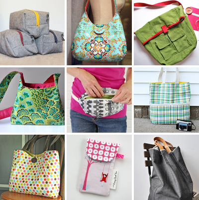 how to make purses and bags
