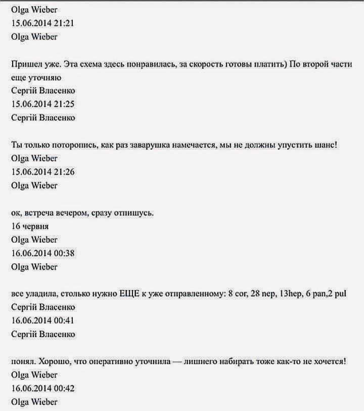 Avec ukraine par correspondance