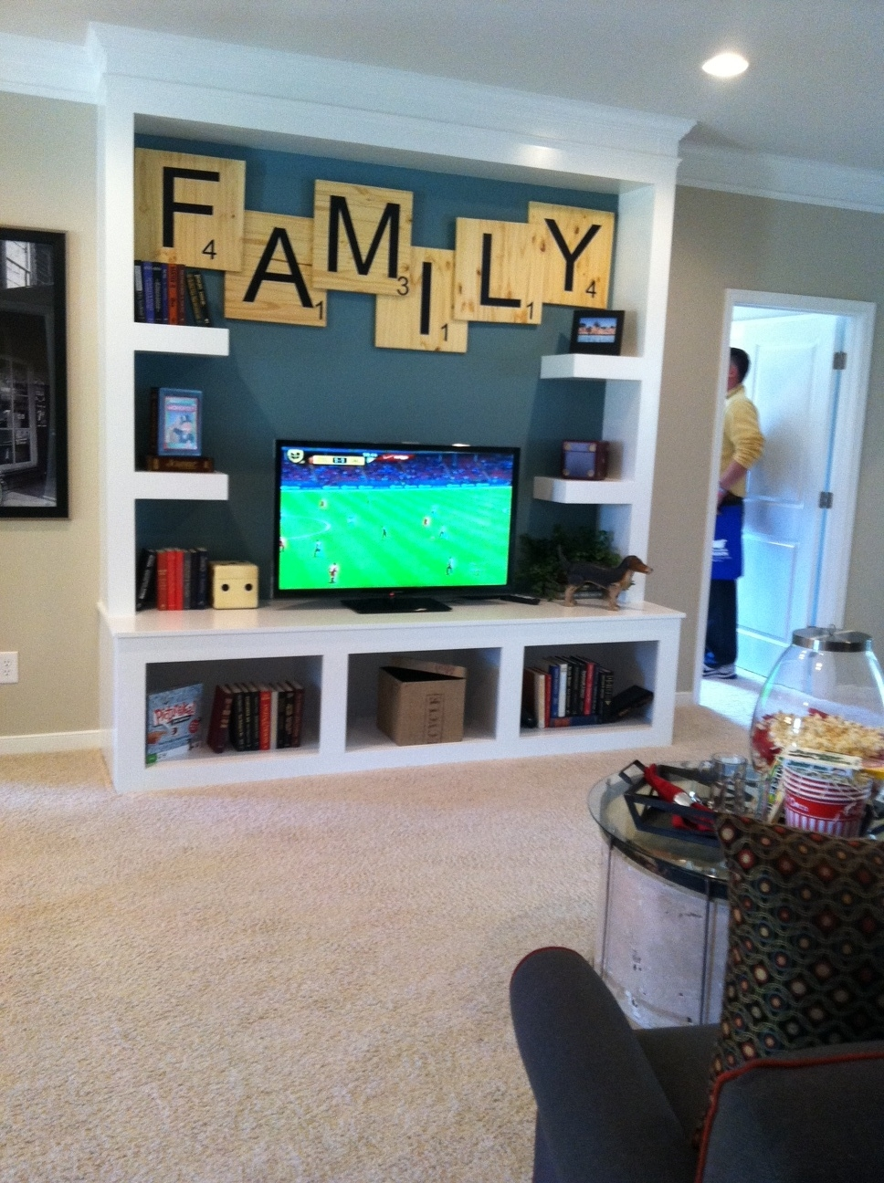 Her late night cravings richmond homearama trends for How to decorate game room