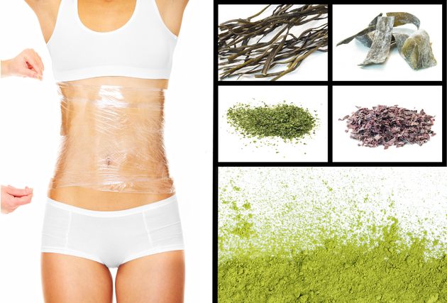 spa weight loss body wraps