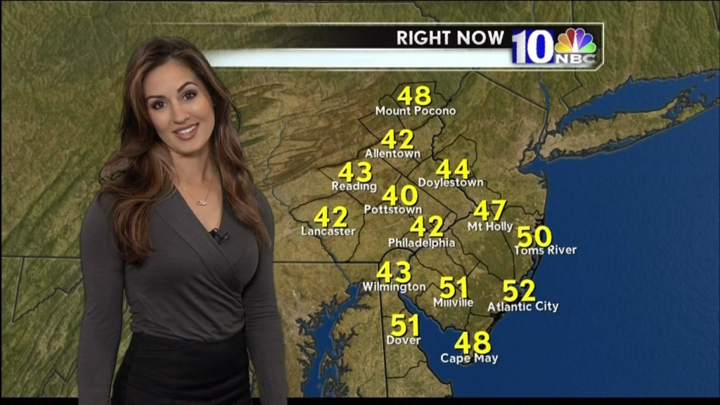 That Blue Yak A Salute To Sheena Parveen Nbc 10 Weather