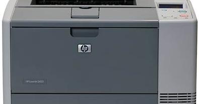 принтер hp 2420 драйвер