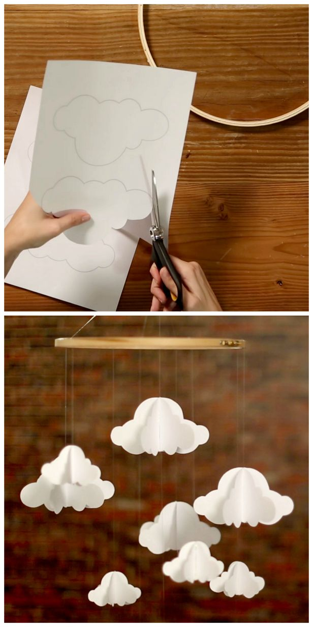 http://blog.hgtv.com/design/2013/05/07/weekday-crafternoon-diy-paper-cloud-mobile/