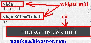 Congly Blogger Theme - Khắc phục lỗi không hiện nền tên Widget - Free template đẹp nhất dành cho blogspot