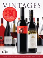 LCBO Wine Picks from March 29, 2014 Vintages Release