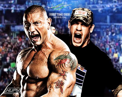 Batista Backgrounds