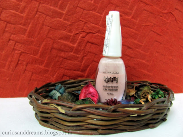 Maybelline Colorama Astral Review