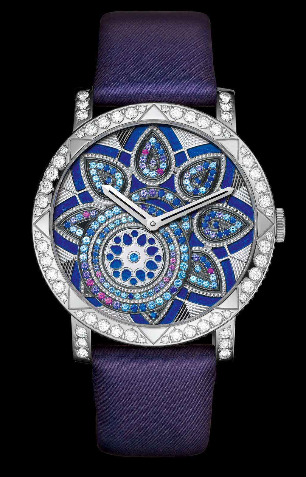 Jewelry News Network Boucheron S Wild And Crazy Ladies
