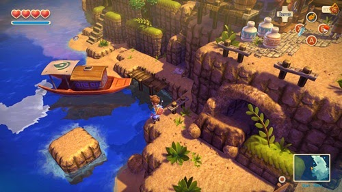 Oceanhorn: Monster of Uncharted Seas - PC (Download Completo)