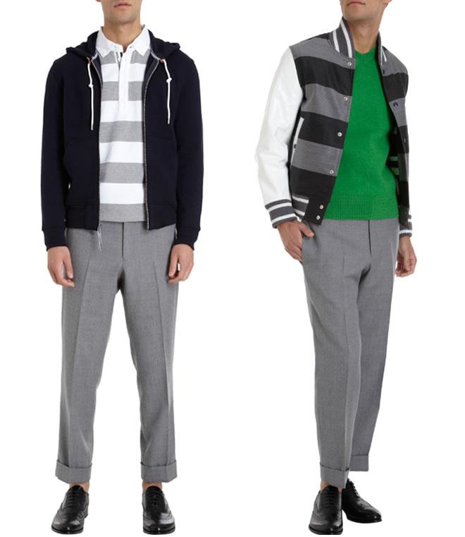 trend fashion: gaya casual pria