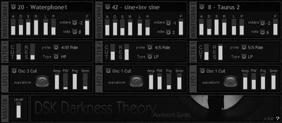 DSK Darkness Theory - Teoria das Trevas