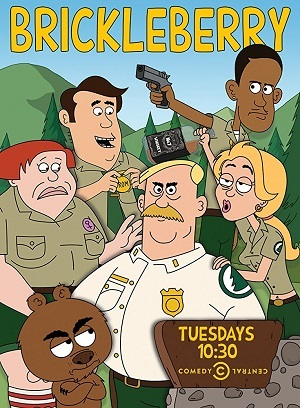 Brickleberry Desenhos Torrent Download completo