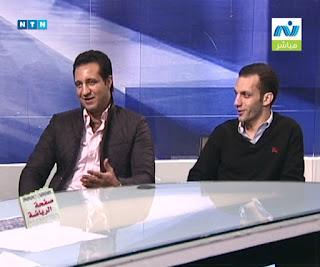 أحمد وأمير مرتضى منصور