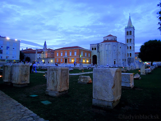Ancient Zadar