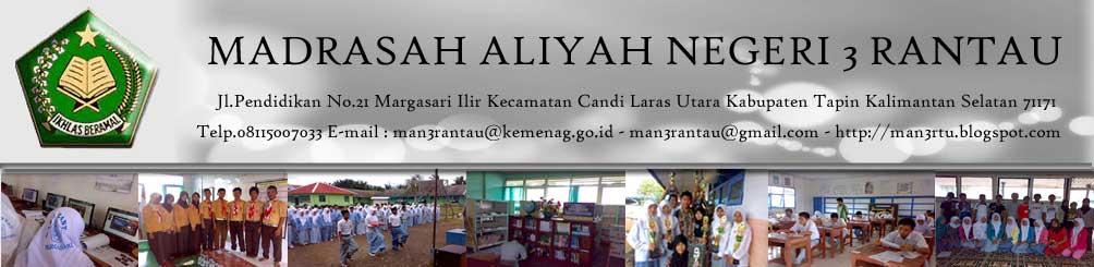 Madrasah Aliyah Negeri 3 Rantau