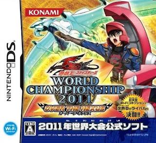2510 - Yu-Gi-Oh! 5D's (Nintendo DS)
