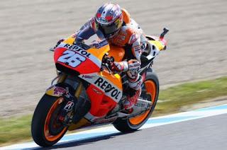 Pedrosa Tercepat Latihan Bebas FP1 MotoGP Malaysia 2015