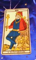 Arcano IIII- El Emperador