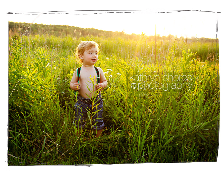 lake forest baby photography
