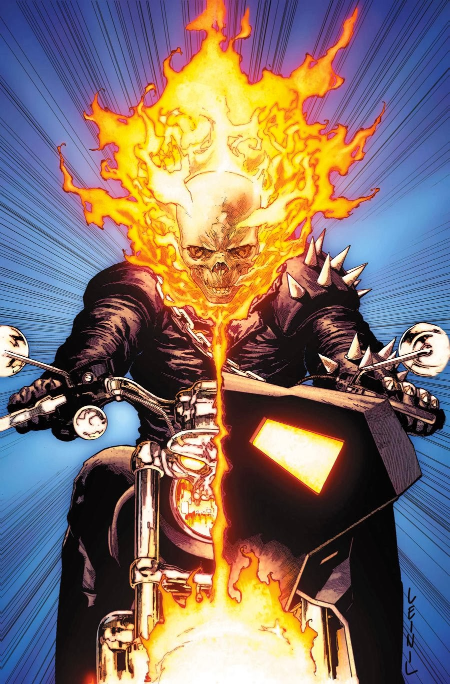 Tutte le moto di Ghost Rider All Ghost Rider Bikes