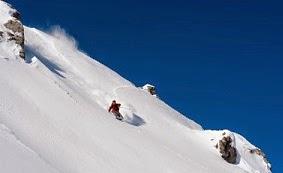 Las Lenas - Argentina - breakthrough Powder Run