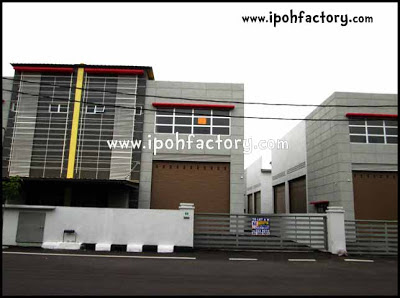 IPOH FACTORY FOR RENT (I00122)
