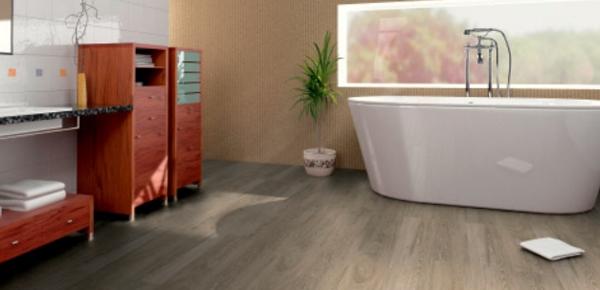 Pisos De Vinil Para Baño:La Madera: es el material más cálido de todos Convierte al baño en