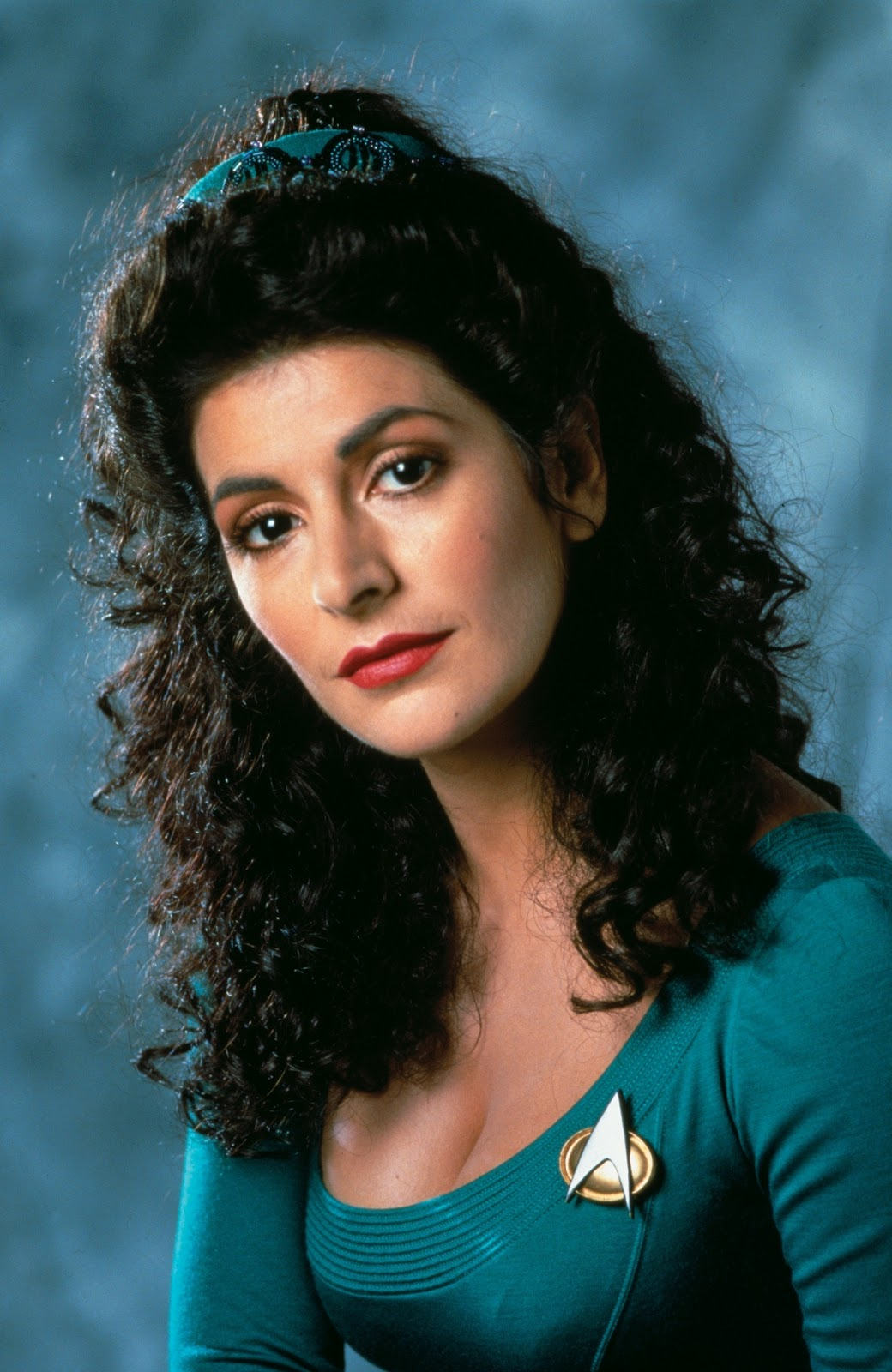 Was Marina sirtis star trek important and
