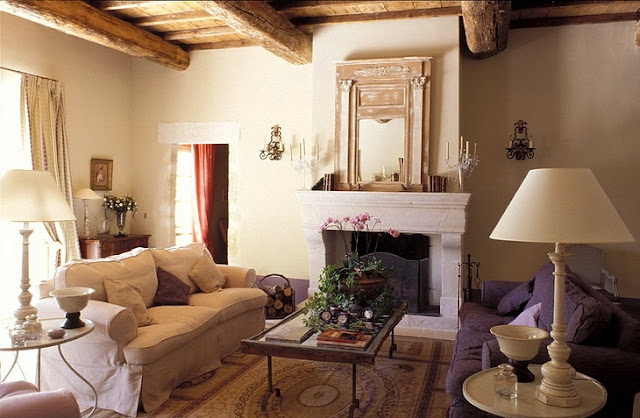 pastel / provence / interior