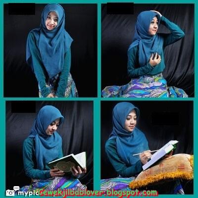 Foto Model Berjilbab Cantik Jelita yang Munafik!