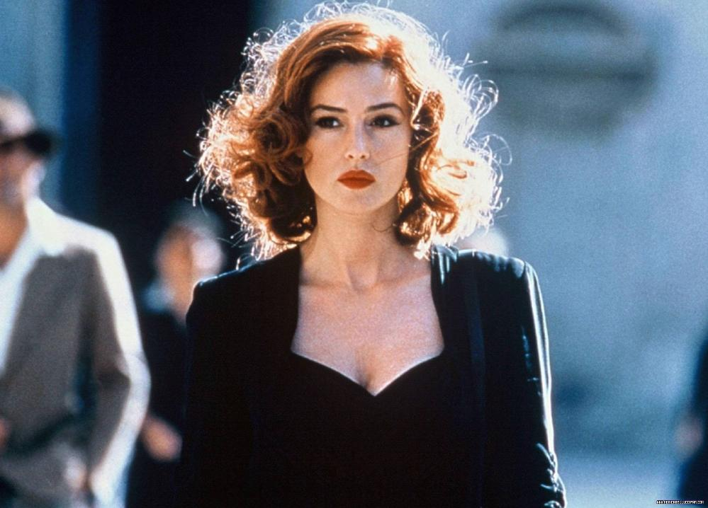 Monica Bellucci Malena Celebrities, Movies an...