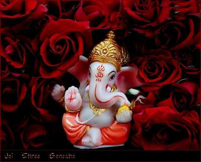 Ganesh Wallpapres for Ganesh Chaturthi 2013 01
