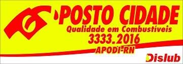 Posto Cidade - (84) 3333-2016