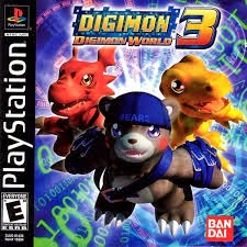 Free Download Digimon World III PS1 Iso For PC Full Version