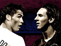 MESSI VS CRISTIANO RONALDO
