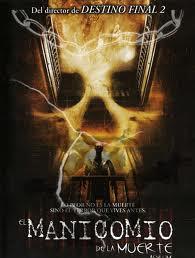 El Manicomio De La Muerte – DVDRIP LATINO