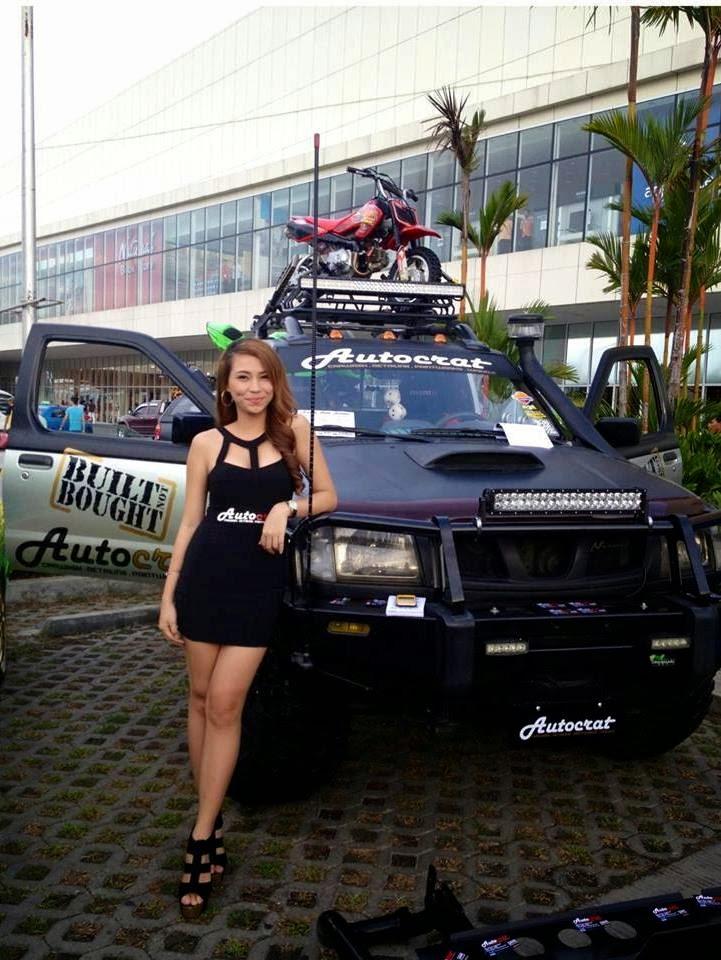 Tagum's First Auto Festival Show 2014 - Davao Region Philippines