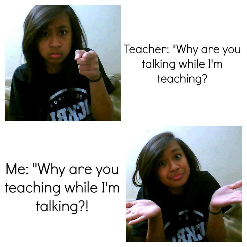 Lesson for Teacher