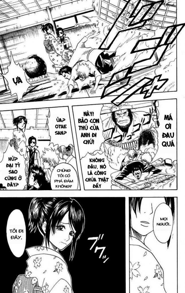 Gintama chap 611 page 12 - IZTruyenTranh.com