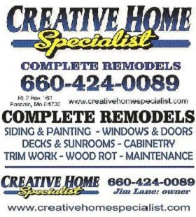Creative Home Specialist