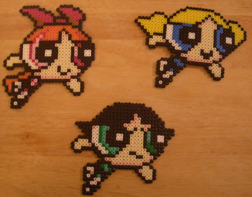 awesome perler